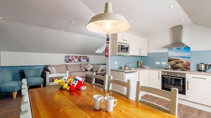 Seaside Lodge in Woolacombe, superior bungalow 39