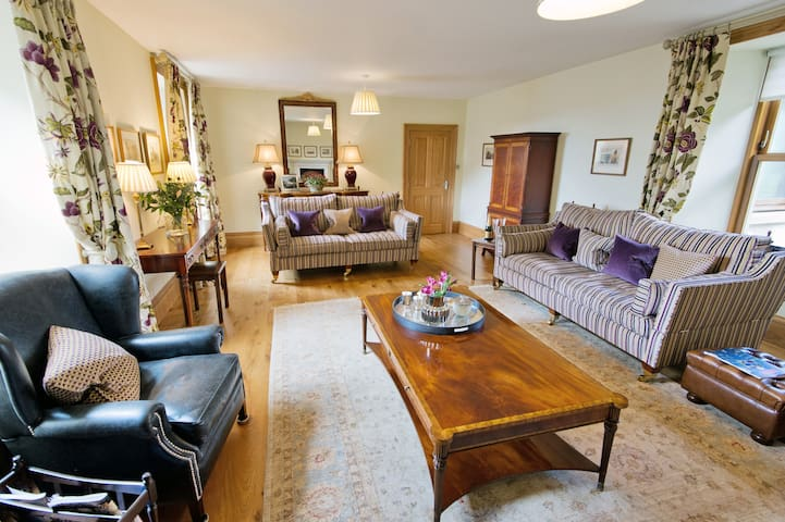 Luxury Country Home on the NC500, sleeps 4-12 ppl