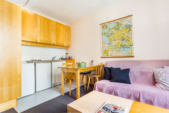 Charming studio in the heart of the Marais