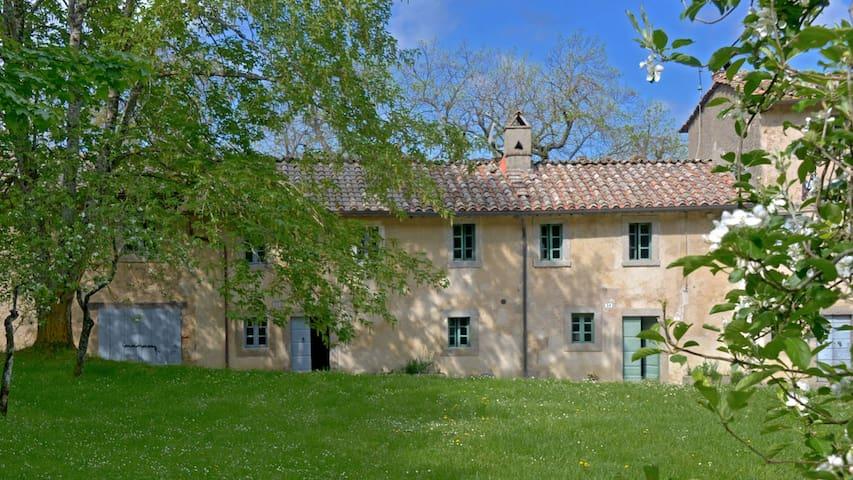 Casa di Giulio Val d'Orcia - Vivo D'orcia - Huis