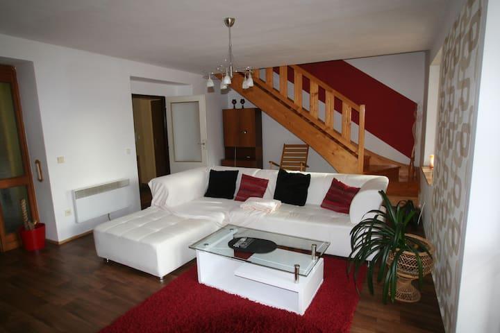 Ubytování na Lipně - Lipno nad Vltavou - Apartament