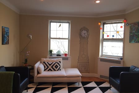 White Plains prime location - White Plains - Apartamento