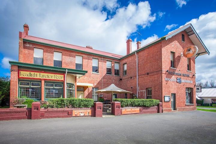 Holgate Brewhouse,award winning microbrewery hotel