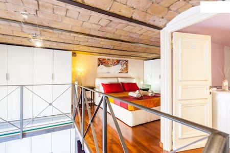 Colosseum Romantic Loft - Roma - Loft