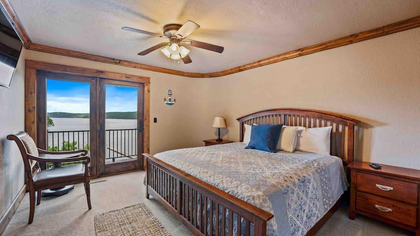 Bedroom 4 - main level