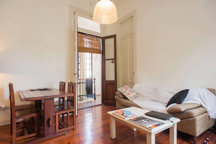 HERMOSO CUARTO SINGLE. Desayuno! LA BOCA. - Buenos Aires