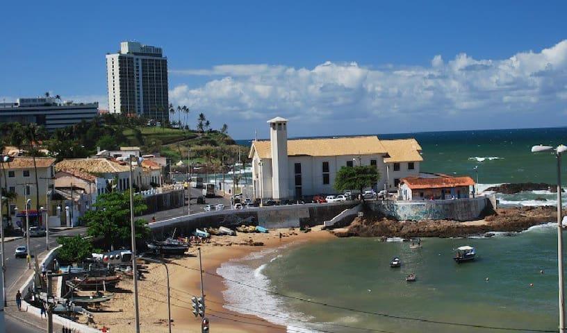 Apartamento Vista Mar-Rio Vermelho