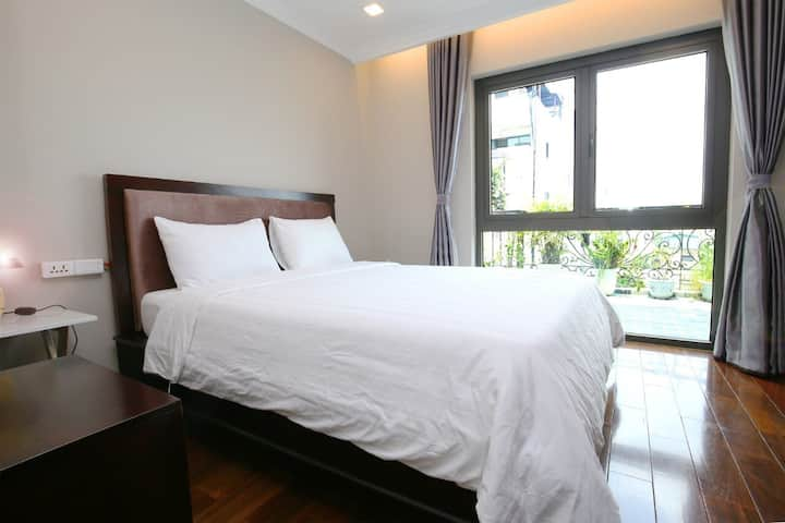 Apartment near Trieu Viet Vuong street