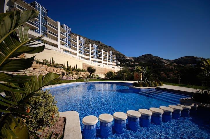 La Vista - Luxury Apartment with Sea Views