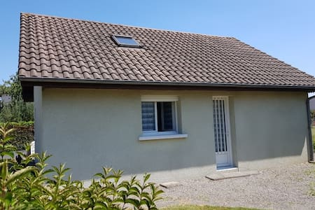 Charmante petite maison avec jardin et terrasse