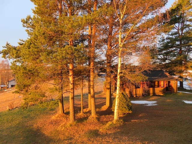 Koss, a charming farm with a great view - Ringsaker - Outros