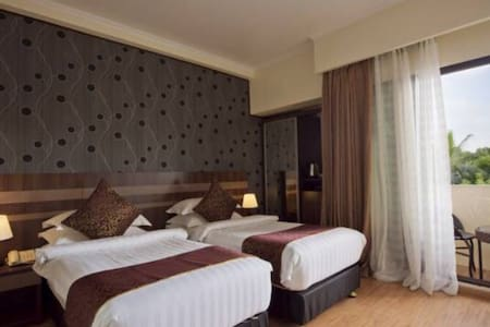 Arena beach hotel city view room - Maldives  - Bed & Breakfast