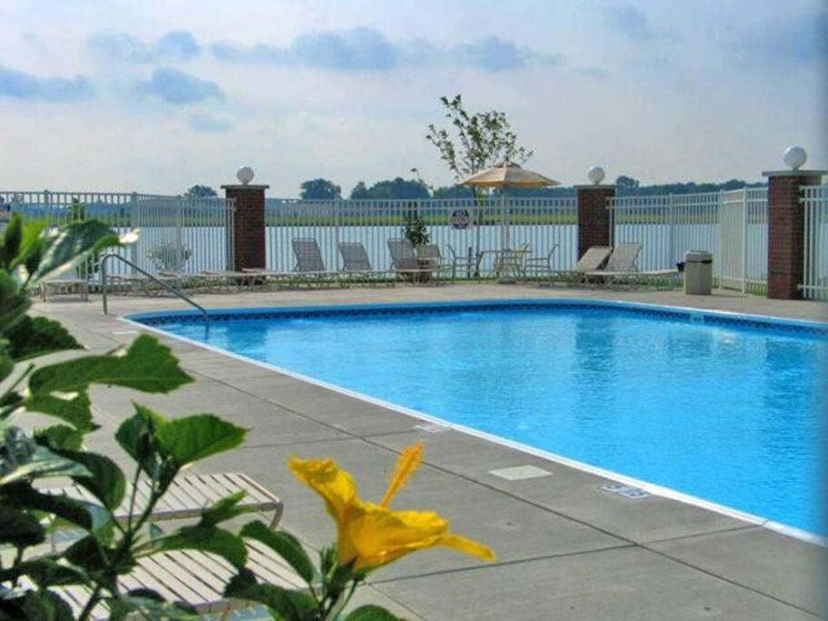 Pool - on site