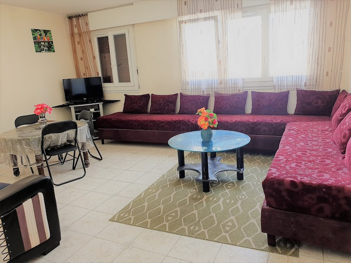 Large appartment calm & fully equipped for groups