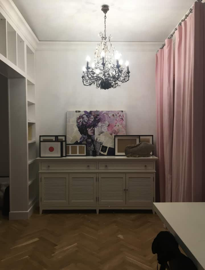 Apartment for FIFA 2018 in the center of Moscow