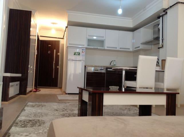 Konya Alaaddin Tepesi Zaferde Konaklama Evleri - Selçuklu - Apartament