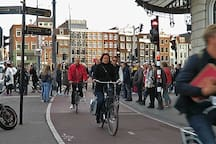 Discover Amsterdam By Bike!