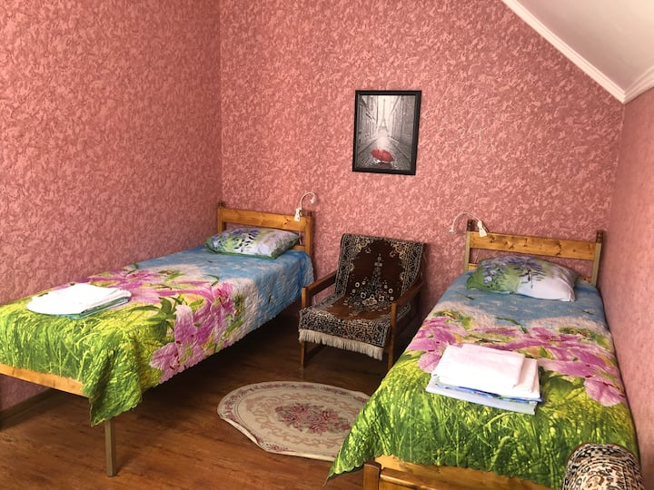 Guest house in the city centre of Kislovodsk