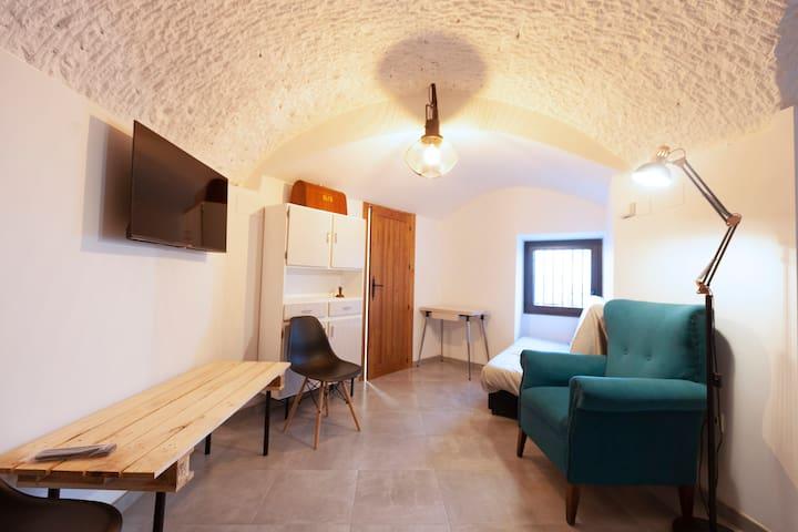 Apartamentos Rurales La Madriguera Eco Caves 1