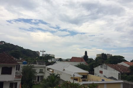 Room with view in Barra da Tijuca - Rio de janeiro - Maison