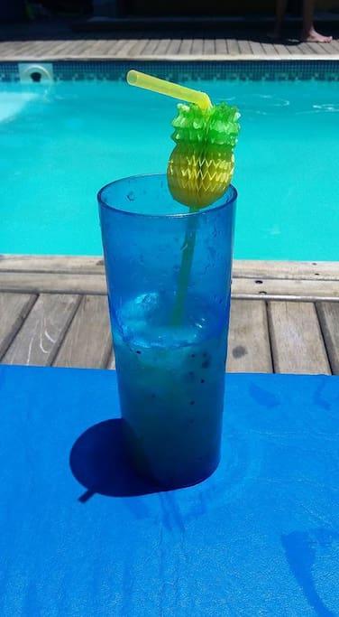 Drink piscina