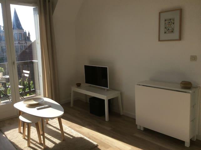Appartement Vue mer Ouistreham Riva Bella
