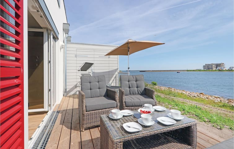 Holiday apartment with 2 bedrooms on 70m² in OstseeResort Olpenitz