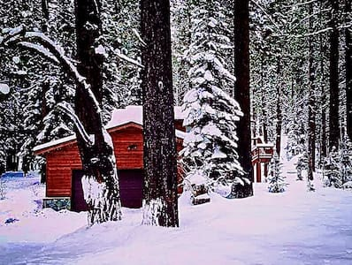 Donner Lake 2 Bedroom Home - Truckee