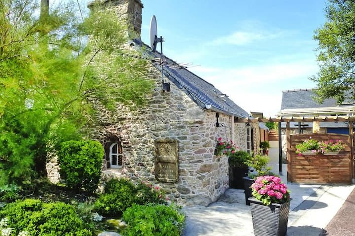 4 star holiday home in Landéda