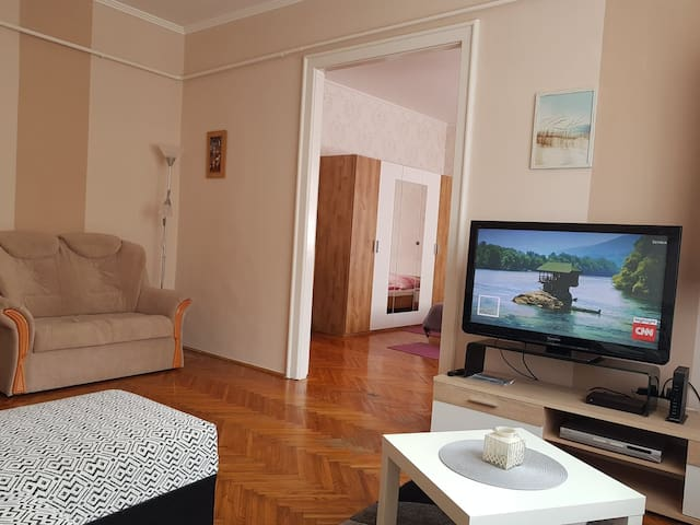 Tünde apartment in the heart of Buda