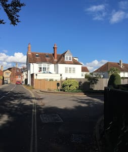 Centre of Hamble - twin/double room - Hamble-le-Rice