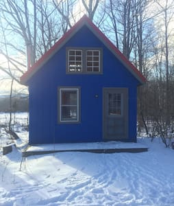 Little Blue Cabin at Brooks Cloud - Brooks