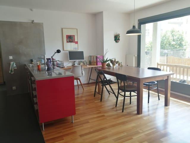 Moderner Wiener Wohntraum mit besonderem Ausblick