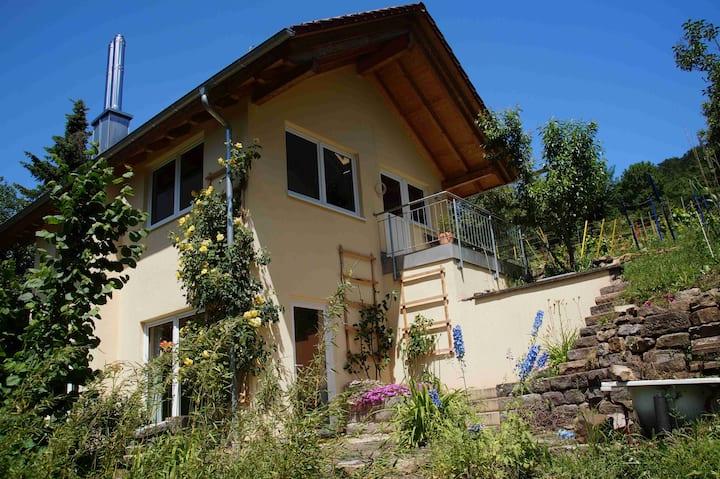 Haus im Weinberg - ein Paradies für Naturliebhaber