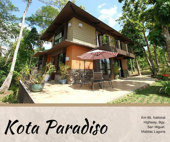 Kota Paradiso House#1