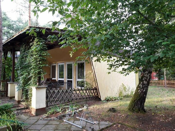 Ferienhaus im Wald am Spremberger Stausee