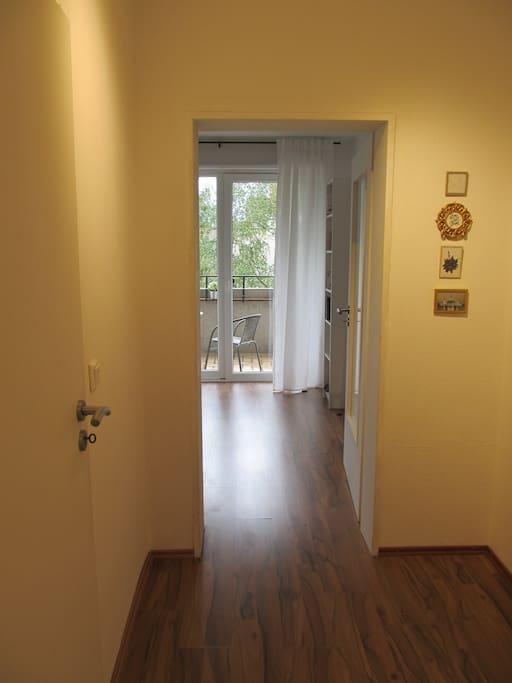 Flur (corridor)