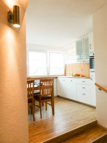 FeWo-Salzburg is located in Freilassing 4km to SB - Freilassing - Appartement