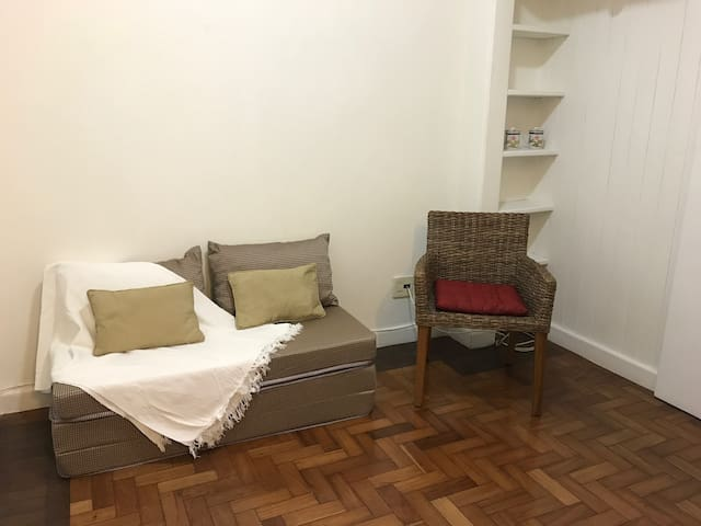 Charming Studio in front of Flamengo Park