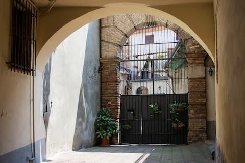La Casa Della Nonna, appartamento in Moncalvo.