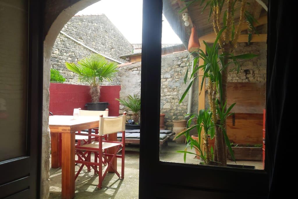 Chambre chez l 39 habitant en centre bourg de nieul houses - Chambre chez l habitant france ...