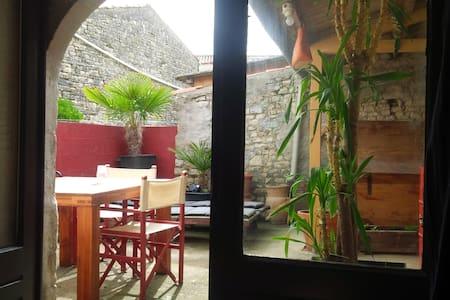 Chambre chez l'habitant en centre bourg de Nieul - Nieul-sur-Mer