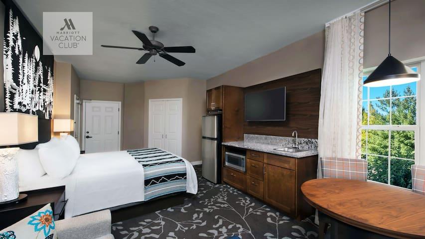 4⭐ Marriott's Willow Ridge Lodge Studio Sleeps 4