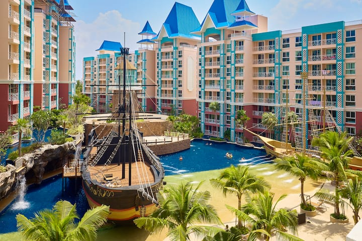 Grand Caribbean Resort,2 Bedrooms Condo