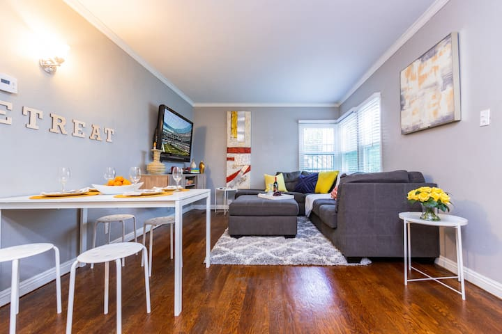 The Urban Retreat Bungalow - Find your LA Vacation