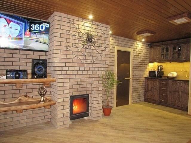 """Гостевой дом """"КАМЫШАНКА"""""""