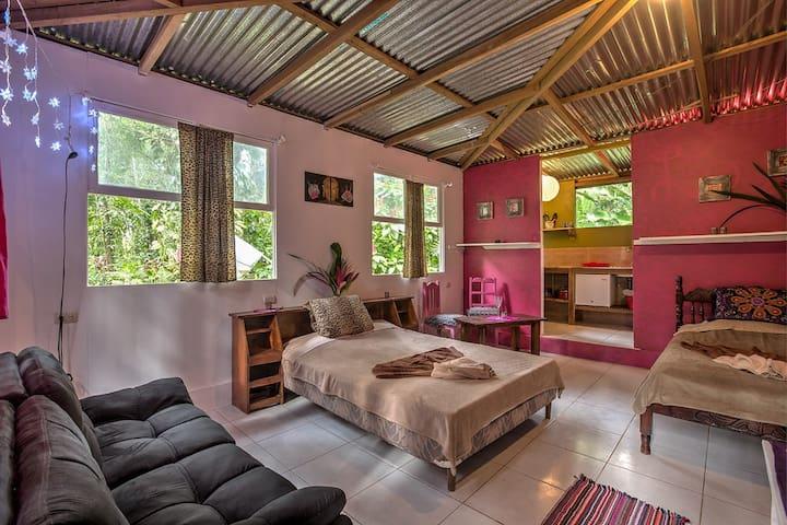 Puerto Viejo Punta Uva Arrecife Dream beach house