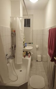 Gemütliche 1 Raum Wohnung - Schmalkalden - Daire