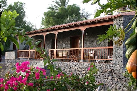 Casa Rural Tía Rita - Alojera - Dům