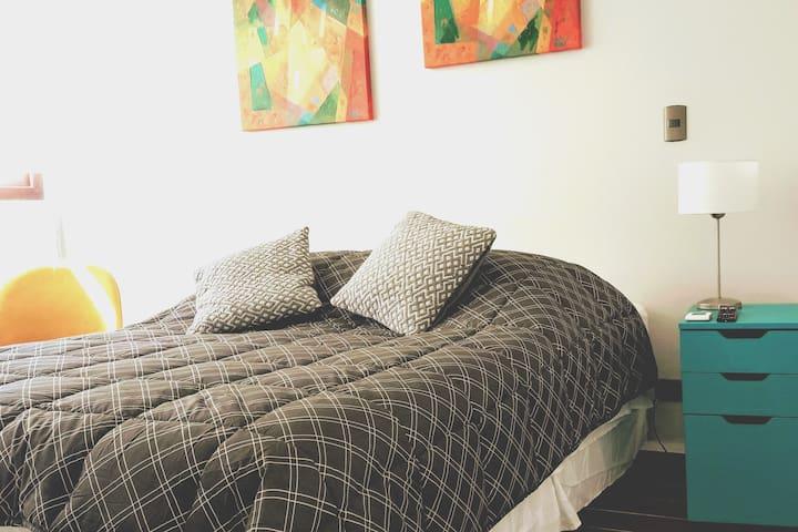 Nuevo y cómodo Depto, en la ciudad de Concepción